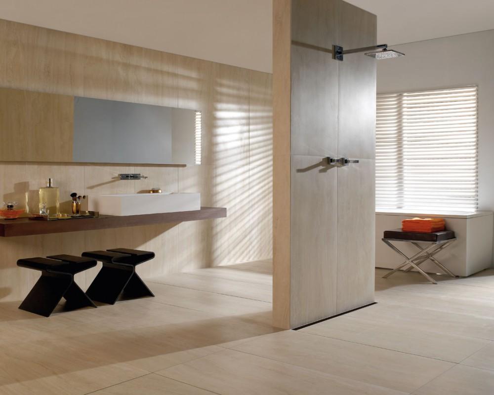 Saiba se o porcelanato esmaltado é o piso ideal para seu imóvel
