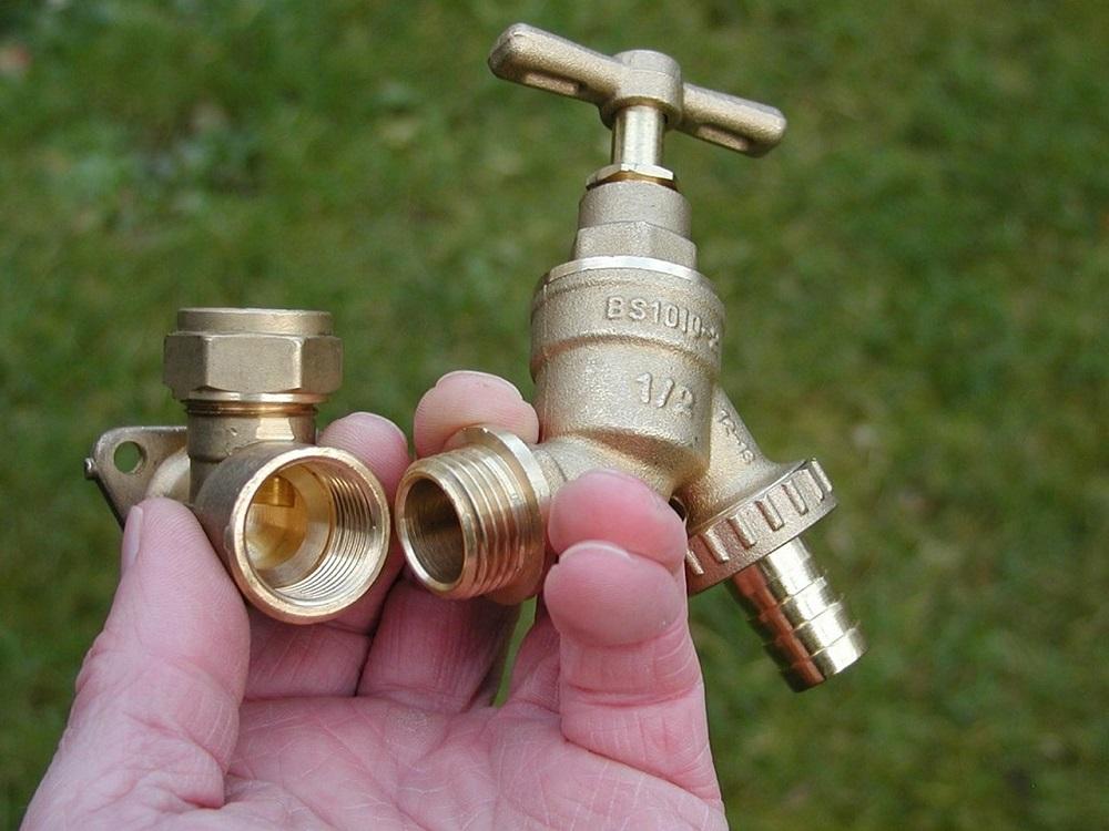 Pontos de saída de água do imóvel devem ser definidos no projeto
